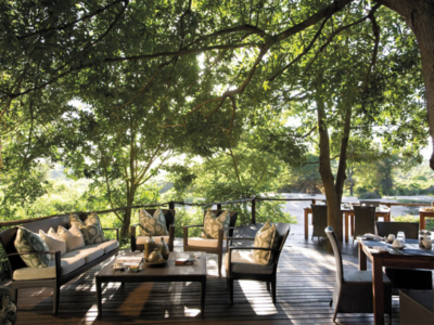Pembury Tours - Kruger - Sabi Sands - Lion Sands River Lodge - Deck