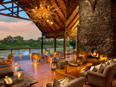 Pembury Tours - Lion Sands River Lodge - Sabi Sands - Kruger National Park - Accommodation - Lounge