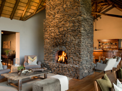 Pembury Tours - Kruger - Sabi Sands - Lion Sands River Lodge - Lounge & Bar
