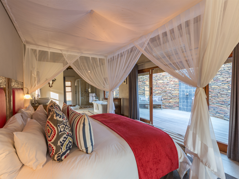 Pembury Tours - Arathusa Safari Lodge - Sabi Sands Game Reserve - Kruger National Park - Accommodation - Bedroom
