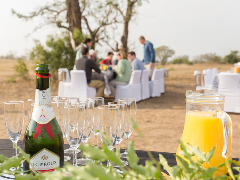 Pembury Tours - Arathusa Safari Lodge - Sabi Sands Game Reserve - Kruger National Park - Accommodation - Breakfast