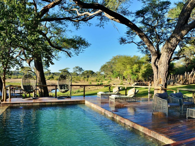 Pembury Tours - Elephant Valley Lodge - Chobe - Botswana - Accommodation - Pool