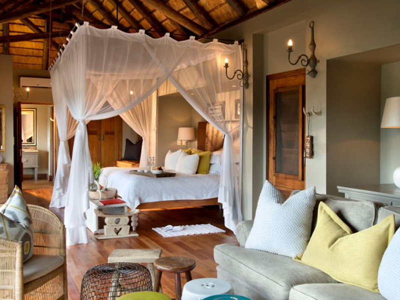 Pembury Tours - Lion Sands Narina Lodge - Sabi Sand - Kruger National Park - Accommodation - Suite