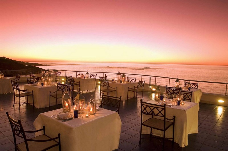 Pembury Tours - Cape Town Restaurants
