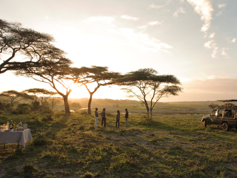Pembury Tours - East Africa - Tanzania - Serengeti - safari - &Beyond Serengeti Under Canvas - migration - game drive
