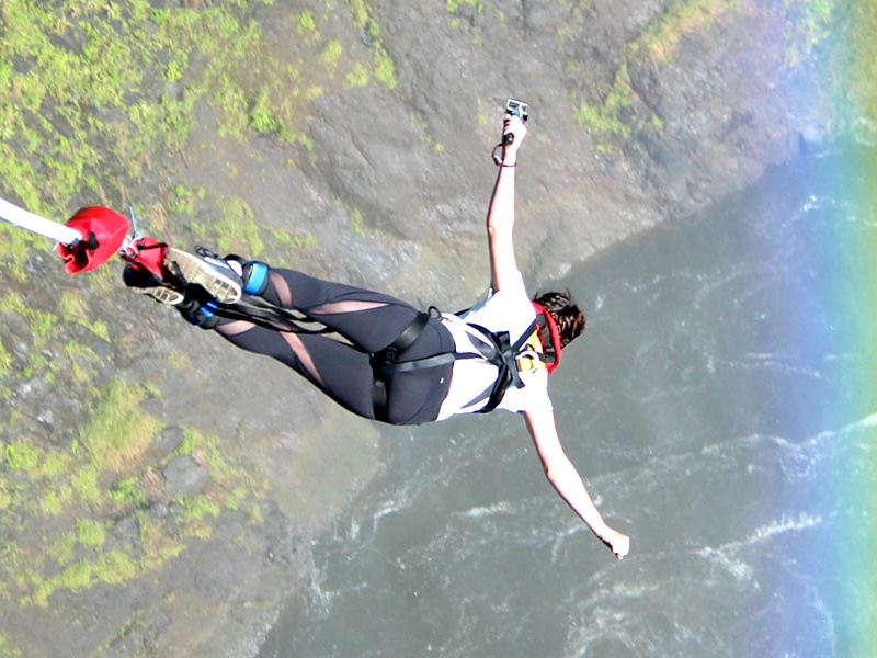 Pembury Tours - Victoria Falls - Adventure Activities - Bungee Jump 2