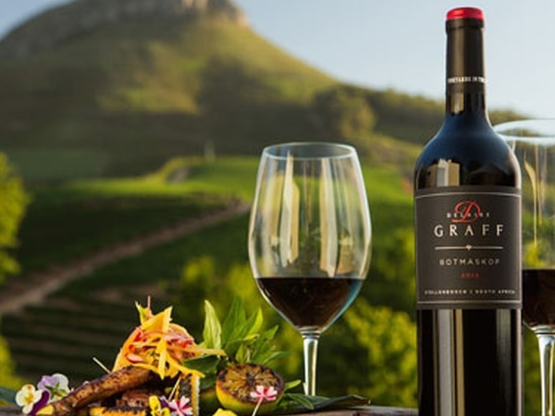 Pembury Tours - Cape Winelands - Full Day Tour - Cape Town - Wine Tasting - Food & Wine Pairing