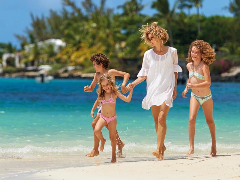 Pembury Tours - Family tropical island vacation - Seychelles