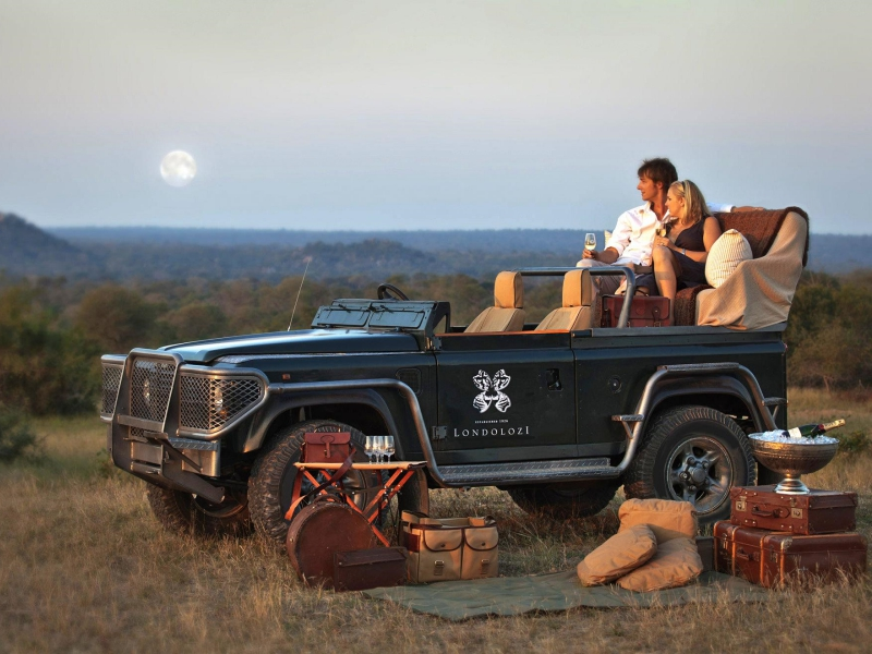 Pembury Tours - Honeymoon Safari - Kruger - Londolozi - romance