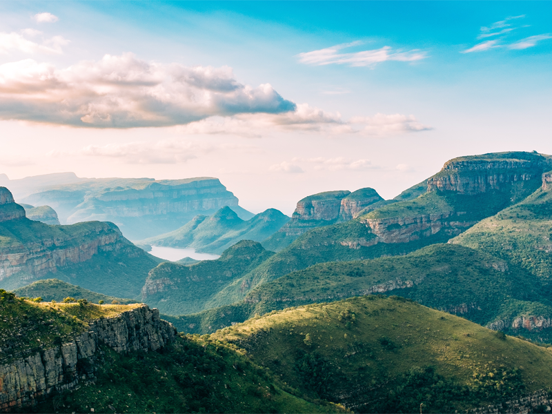 Pembury Tours - Mpumalanga - Panorama Route - Blyde River Canyon