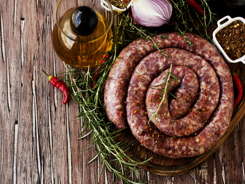 Pembury Tours - Traditional South African Food - Boerewors