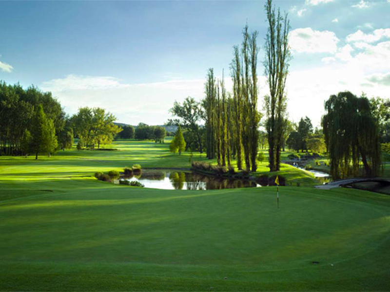 Pembury Tours -Golf