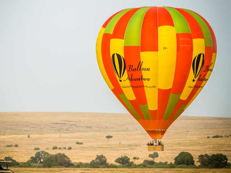 Pembury Tours - Maasai Mara - Balloon Safari