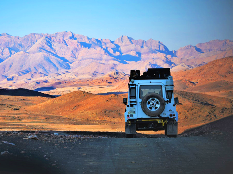 Pembury Tours - Namibia - Road Trip