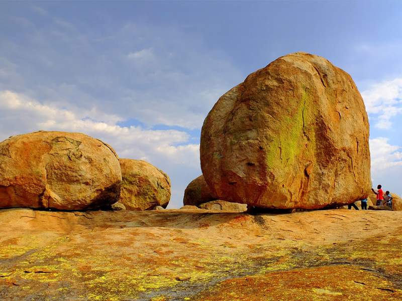 Rocks-Matobo Hills- Pembury Tours