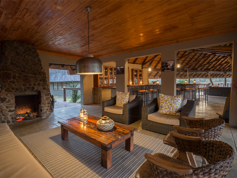 Pembury Tours - Arathusa Safari Lodge - Sabi Sand Game Reserve - Kruger National Park - Accommodation - Guest Lounge Area