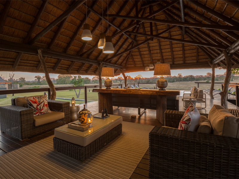 Pembury Tours - Arathusa Safari Lodge - Sabi Sand Game Reserve - Kruger National Park - Accommodation - Outdoor Seating