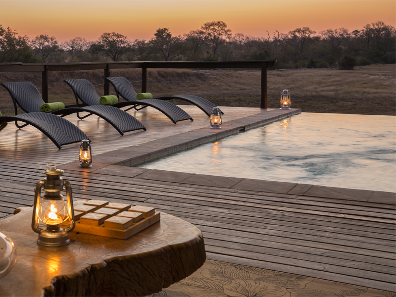Pembury Tours - Arathusa Safari Lodge - Sabi Sand Game Reserve - Kruger National Park - Accommodation - Pool