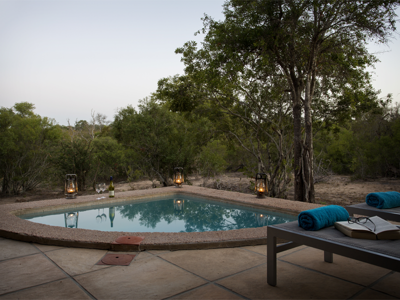 Pembury Tours - Arathusa Safari Lodge - Sabi Sand Game Reserve - Kruger National Park - Accommodation - Private Plunge Pool