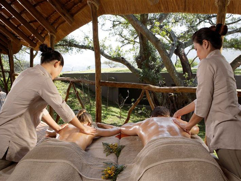 Pembury Tours - Karkloof Safari Villas - KwaZulu Natal - South Africa - Accommodation - Spa Treatment
