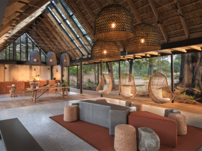 Pembury Tours - Lion River Lodge - Sabi Sand Game Reserve - Kruger National Park - Accommodation - Relaxed Seating Area