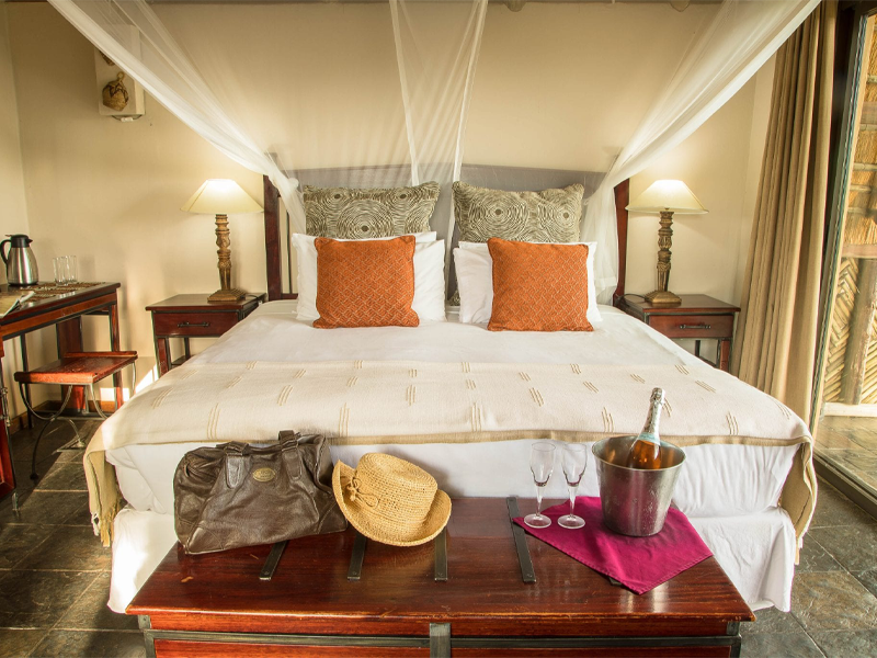 Pembury Tours - Muchenje Safari Lodge - Chobe National Park - Botswana - Accommodation - Bedroom