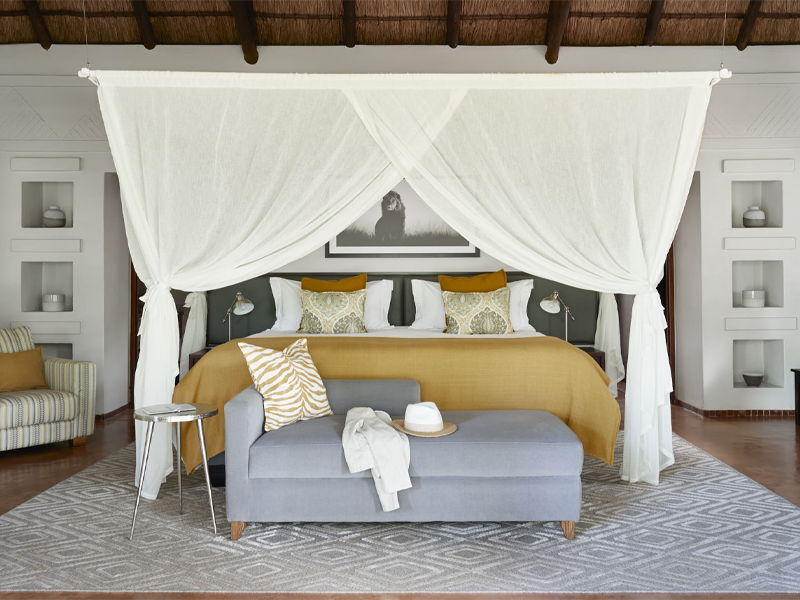 Pembury Tours - Sanctuary Retreats - Chobe Chilwero - Chobe National Park - Botswana - Accommodation - Bedroom 2