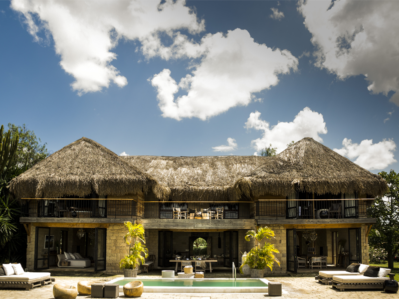 Pembury Tours - Segera Retreat - Kenya - Accommodation - Exterior