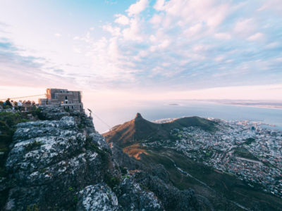 Pembury Tours - Table Mountain - Cape Town - South Africa - View - Sunset
