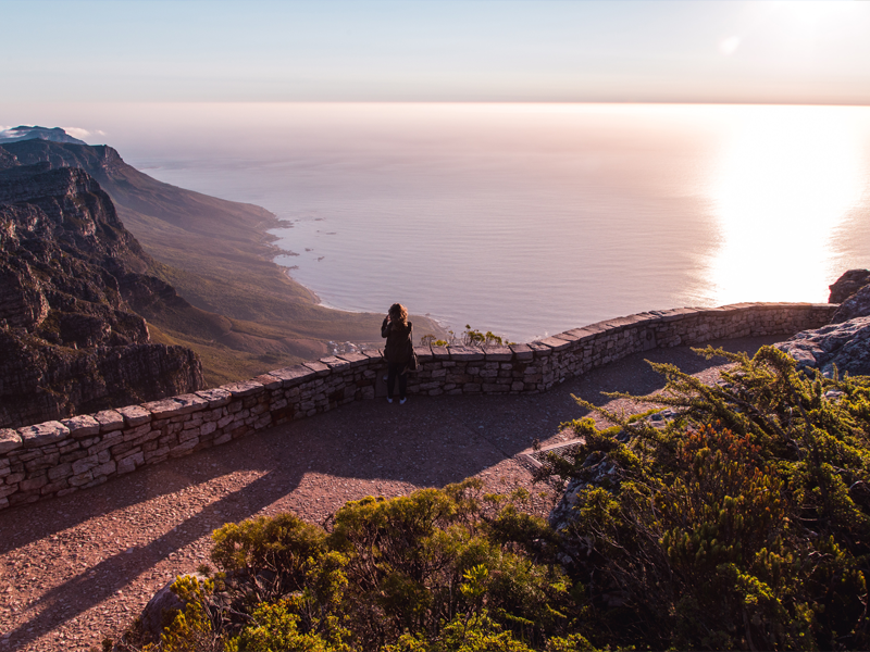 Pembury Tours - Table Mountain - Cape Town - South Africa - View