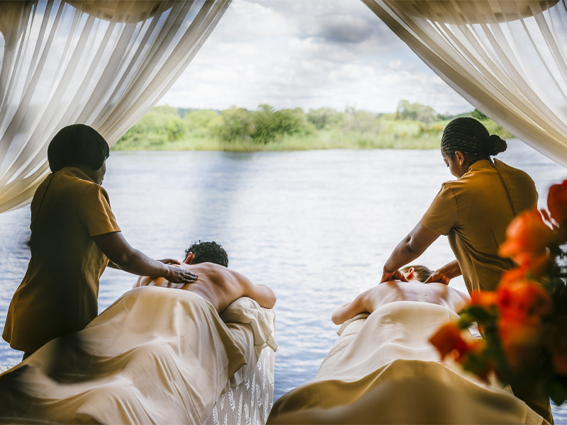 Pembury Tours - The Royal Livingstone Hotel - Victoria Falls - Zambia - Accommodation - Spa