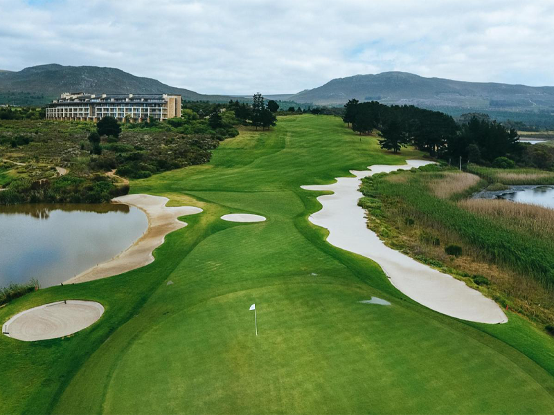 Pembury Tours - Arabella Hotel and Spa - Hermanus - South Africa - Golf Course