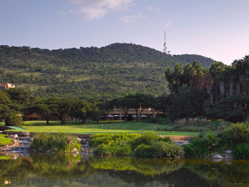 Pembury Tours - Gary Player Country Club - Sun City - South Africa - Golf Course 6