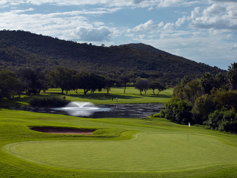 Pembury Tours - Gary Player Country Club - Sun City - South Africa - Golf Course