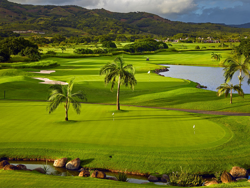 Pembury Tours - Heritage Golf Club - Mauritius - Indian Ocean Isalnds - Golf Course