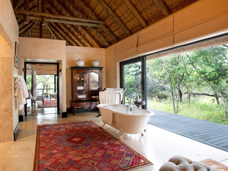 Pembury Tours - Royal Malewane - Kruger National Park - South Africa - Accommodation - Luxury Suite - Bathroom