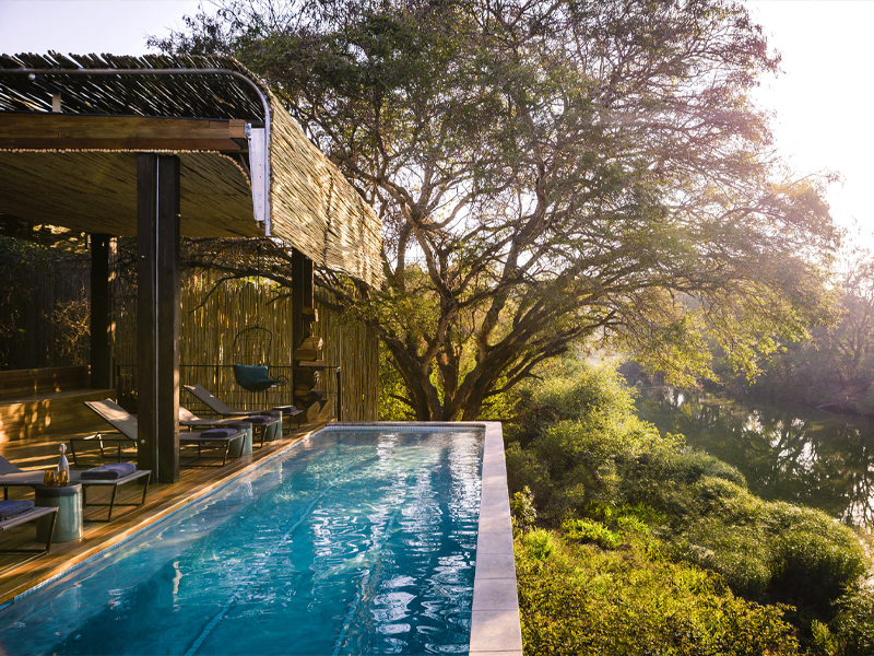 Pembury Tours - Singita Sweni Lodge - Kruger National Park - South Africa - Accommodation - Pool