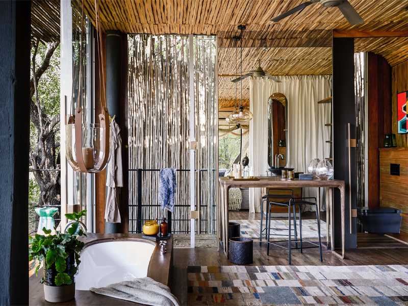 Pembury Tours - Singita Sweni Lodge - Kruger National Park - South Africa - Accommodation - Spa