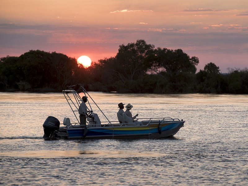 Pembury Tours - Thorntree River Lodge - Victoria Falls - Livingstone - Zambia - Game Viewing - Activities - Boat Cruise