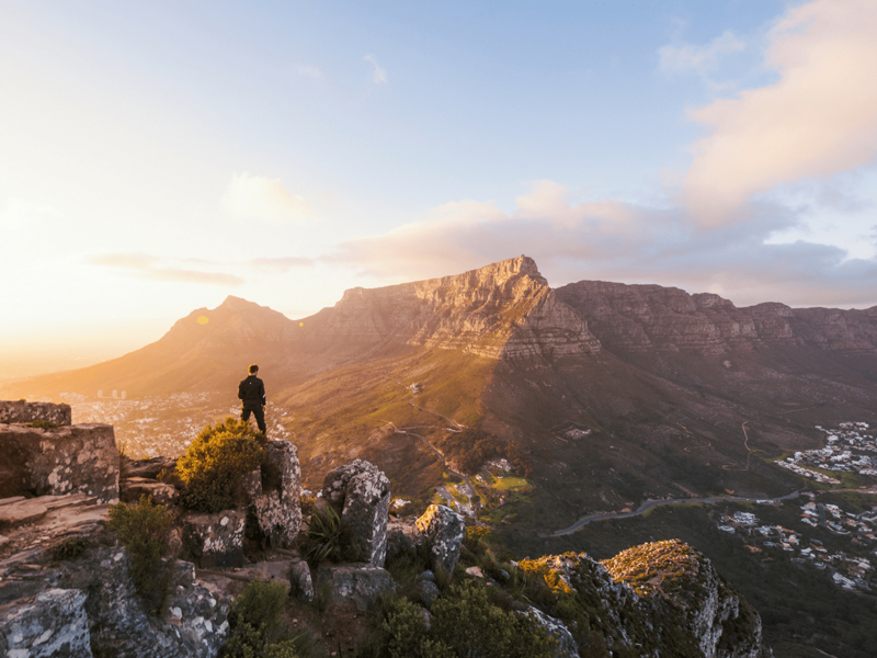 Pembury Tours - Top Hiking Trails in Cape Town -