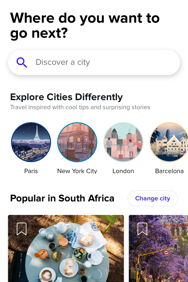 Pembury Tours - Top Travel Apps 2019 - Culture Trip