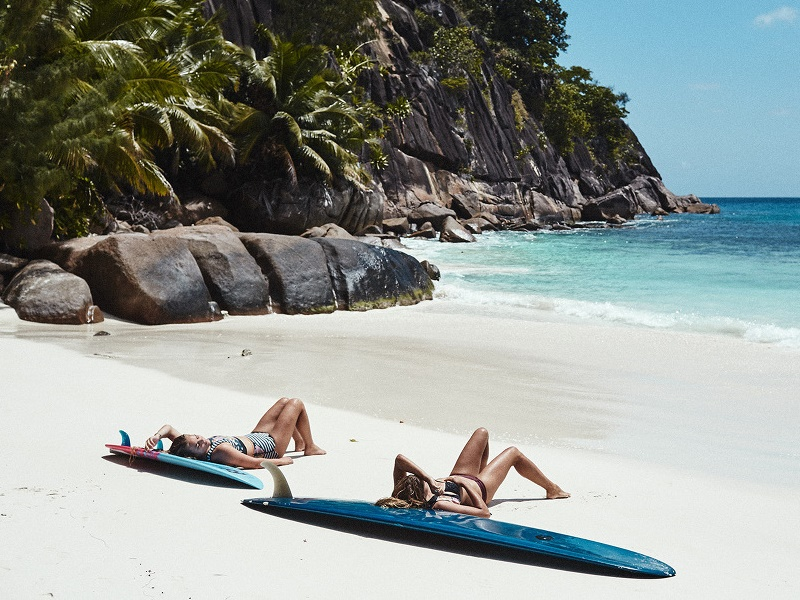 Pembury Tours - Four Seasons Seychelles Mahe - Indian Ocean Islands - Ultra Luxury Accommodation - Beach Surfers