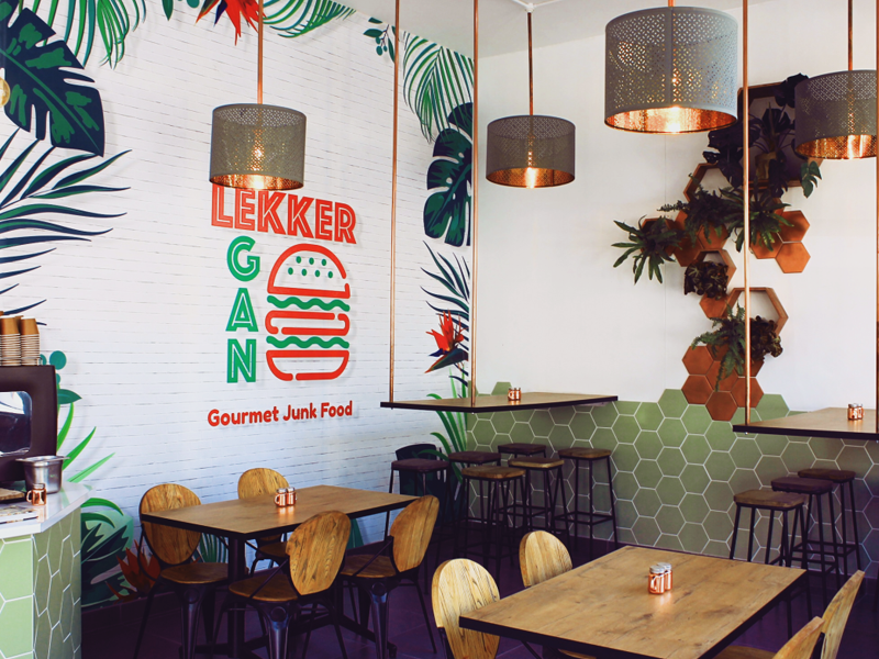 Pembury Tours - Vegan restaurants in Cape Town- Lekker Vegan