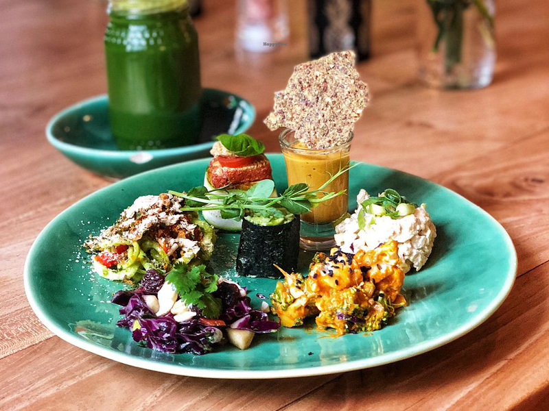 Pembury Tours - Top Vegan Restaurants in Cape Town - Raw & Roxy