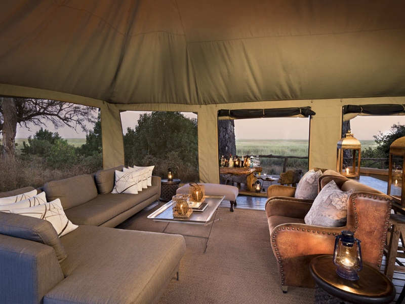 Pembury Tours - Child Friendly Lodges - Botswana - Linyanti Ebony - Ngwana Club
