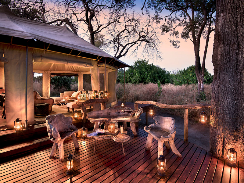 Pembury Tours - Child Friendly Lodges - Botswana - Linyanti Ebony