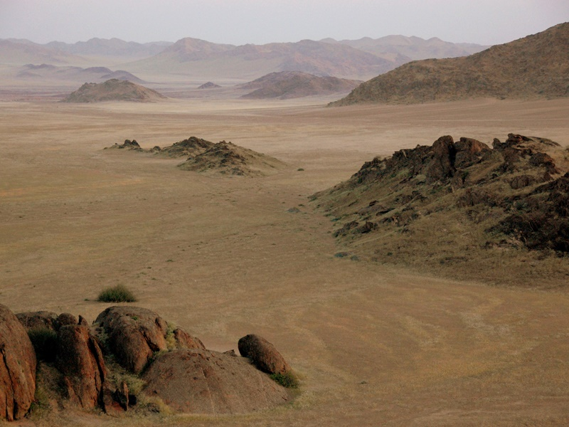 Pembury Tours - Hoanib Skeleton Coast - Namibia - Wildlife - Game Viewing - Scenery